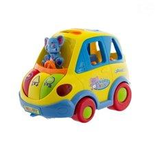 Interaktyvus žaislas Euro Vaikas Smart bus 850138