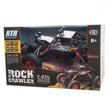 Valdoma mašinėlė Euro Vaikas Rock Crawler 0870421