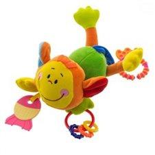 Barškutis Euro Vaikas Žalia Beždžionėlė