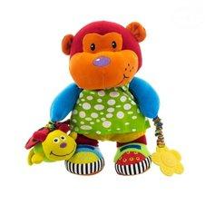Pliušinis žaislas Euro Vaikas Beždžionėlė