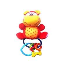 Barškutis Euro Vaikas Raudona Beždžionėlė