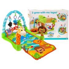 Kolorowa Mata edukacyjna dla niemowląt ZA1239