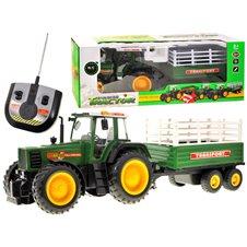 Valdomas traktorius su priekaba Jokomi RC0384