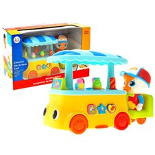 Lavinamasis žaislas Jokomi Automobilis ZA1495