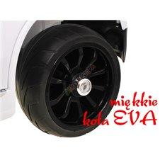 Elektromobilis Jokomi BMW X6 Baltas PA0101