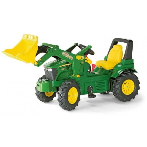 Minamas traktorius Rolly Toys 710126 John Deere