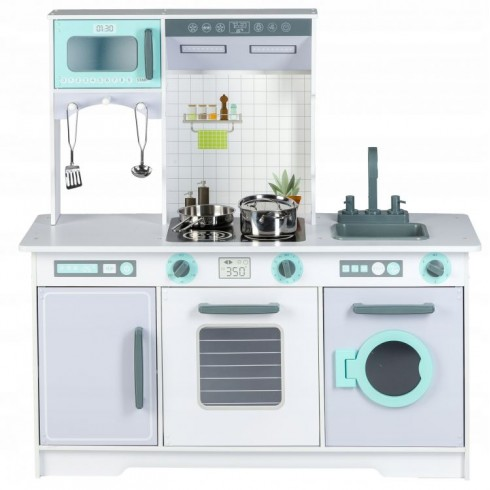 Medinė virtuvėlė Eko Žaislas Grand