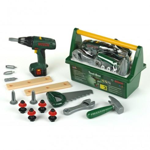 Meistro įrankių rinkinys KLEIN Bosch 8429