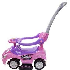 Paspiriamoji mašinėlė Saulės Vaikas Mega Rožinė