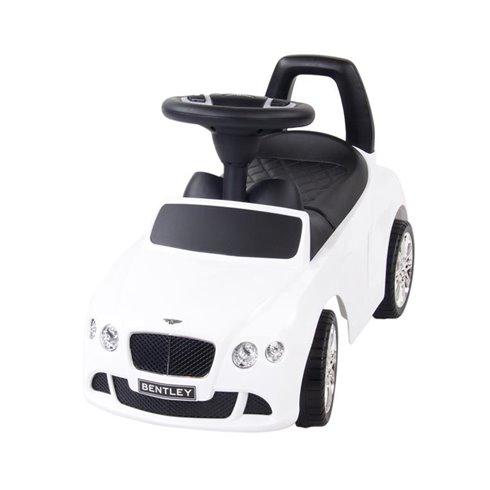 Paspiriamoji mašinėlė Saulės Vaikas Bentley Balta