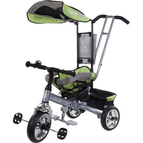 Rowerek trójkołowy Luxus Trike - zielony