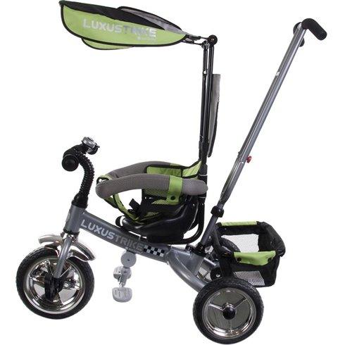 Triratukas Saulės Vaikas Luxus Trike Žalias