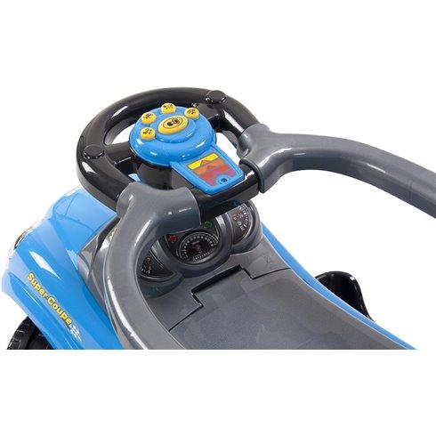 Paspiriamoji mašinėlė Saulės Vaikas Quick Coupe Mėlyna