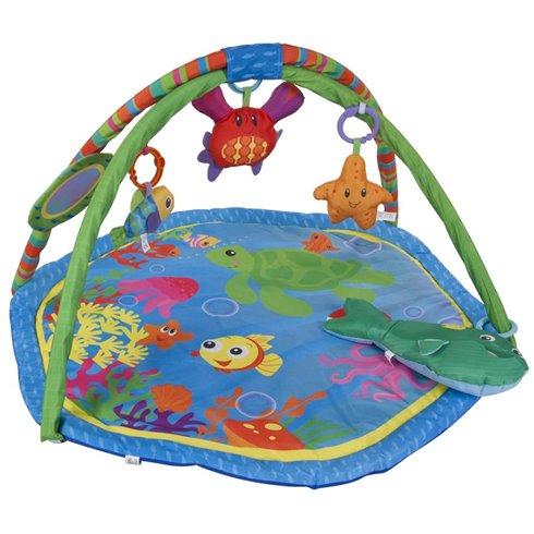 Lavinamasis kilimėlis Saulės Vaikas Koralinis rifas