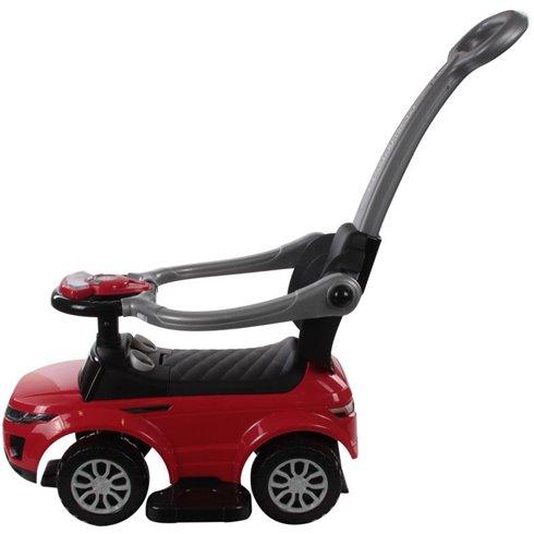 Paspiriamoji mašinėlė Saulės Vaikas Sport Raudona