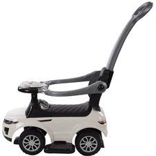 Paspiriamoji mašinėlė Saulės Vaikas Sport Balta