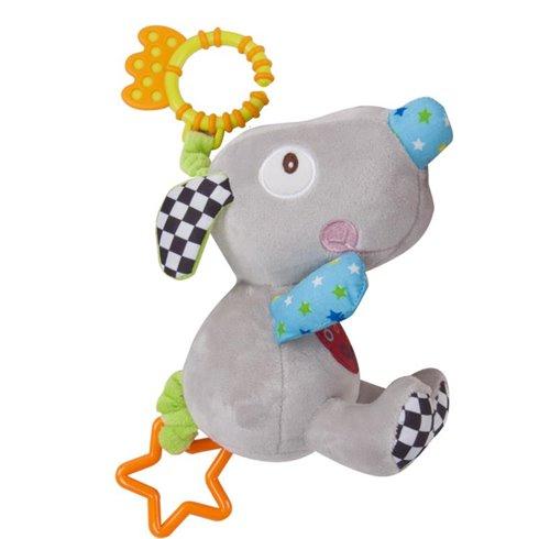 Pakabinamas žaisliukas Saulės Vaikas Pilka Pelytė