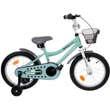 "Rowerek BMX 16"" Junior turkusowy"