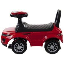 Paspiriamoji mašinėlė Saulės Vaikas Raudona