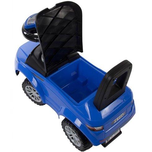 Paspiriamoji mašinėlė Saulės Vaikas Mėlyna