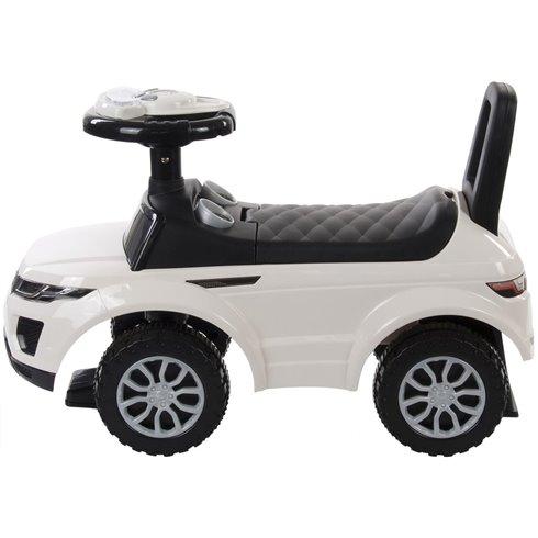 Paspiriamoji mašinėlė Saulės Vaikas Balta