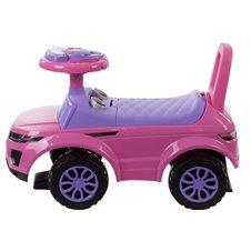 Paspiriamoji mašinėlė Saulės Vaikas Rožinė