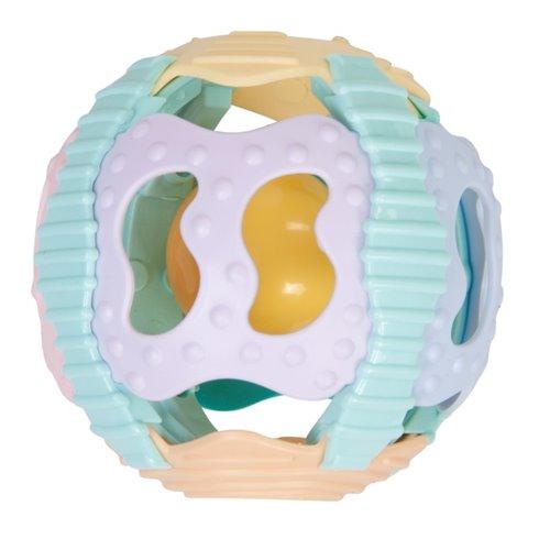 Lavinamasis žaislas-kramtukas Saulės Vaikas Kamuoliukas