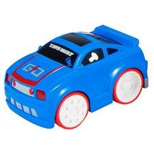 Automobilis Saulės Vaikas Mėlynas džipas