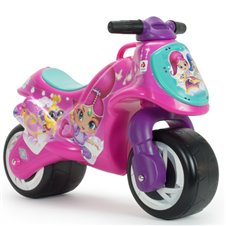 Paspiriamasis motociklas INJUSA Shimmer and Shine
