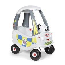 Paspiriamoji mašinėlė Little Tikes Cozy Coupe Policija