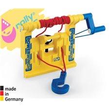 Gervė Rolly Toys Geltona