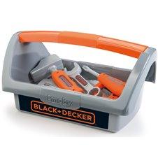Meistro įrankių rinkinys SMOBY Black&Decker