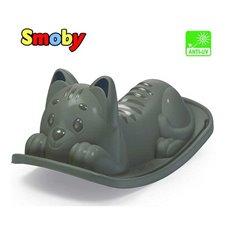 Sūpuoklės SMOBY Pilkas kačiukas