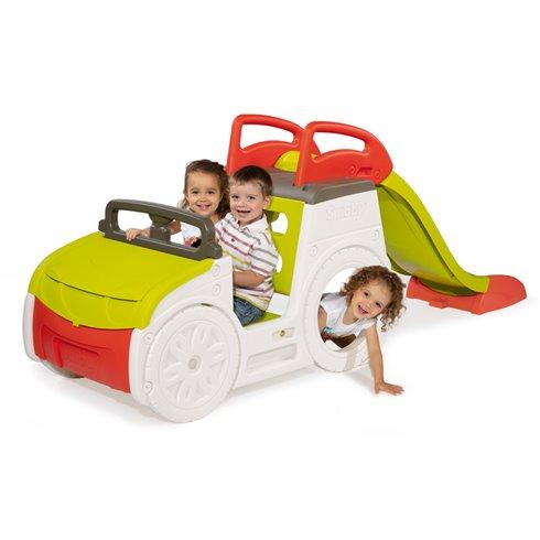 Žaidimų aikštelė SMOBY Automobilis