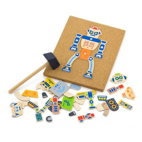 Delionė VIGA Robotai