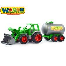Traktorius Wader Farmer Technic su cisterna