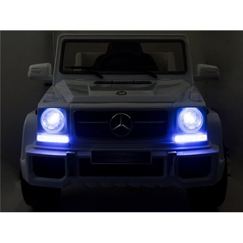 Toy car for MERCEDES G63 AMG battery + pilot PA0189