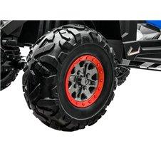 Elektromobilis Jokomi BUGGY 4x4 PA0161 Red