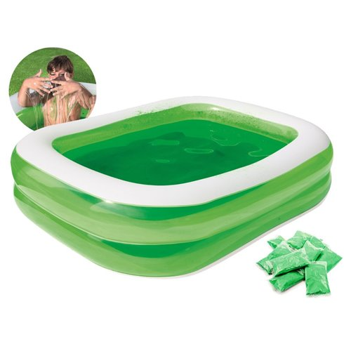 Bestway Swimming pool with SLIME glutes 2in1 201x150 cm 54199