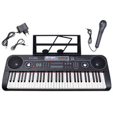 Keyboard organs + microphone 61key 328-06 IN0082