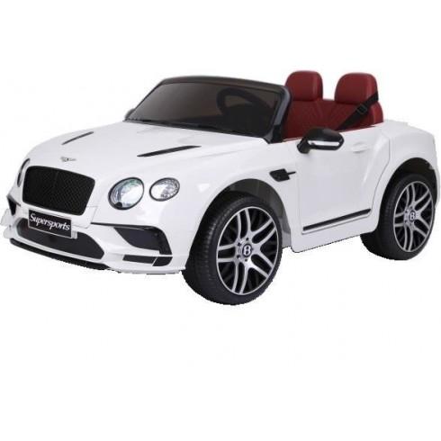Elektromobilis Bentley TM5511 White
