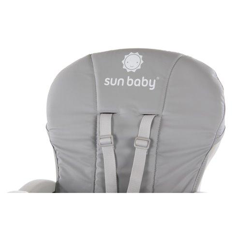 Maitinimo kėdutė Saulės Vaikas Elephant 2in1 Grey