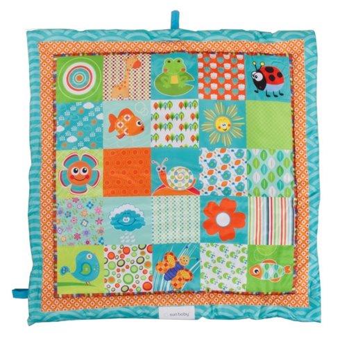 Lavinamasis kilimėlis Saulės Vaikas Patchwork
