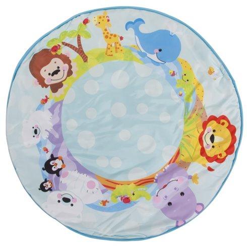 Lavinamasis kilimėlis Saulės Vaikas Gyvūnų planeta