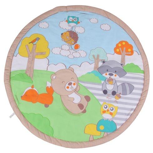 Lavinamasis kilimėlis Saulės Vaikas Miško draugai