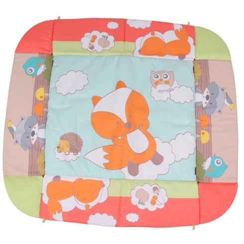Lavinamasis kilimėlis Saulės Vaikas Rudas lapiukas