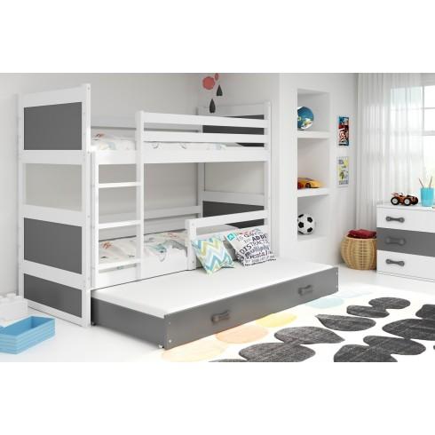 Двухъярусная кровать RIKIS 3 190*80