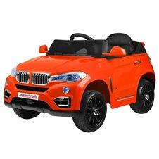 Elektromobilis Jokomi BMW X6 Raudonas PA0101