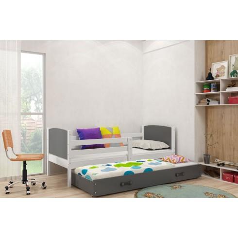 Двухместная кровать TIMAS 190*80