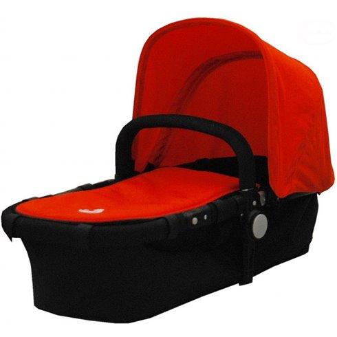 Universalus vežimėlis Euro Vaikas BAOBAO RED STANDARD 2in1